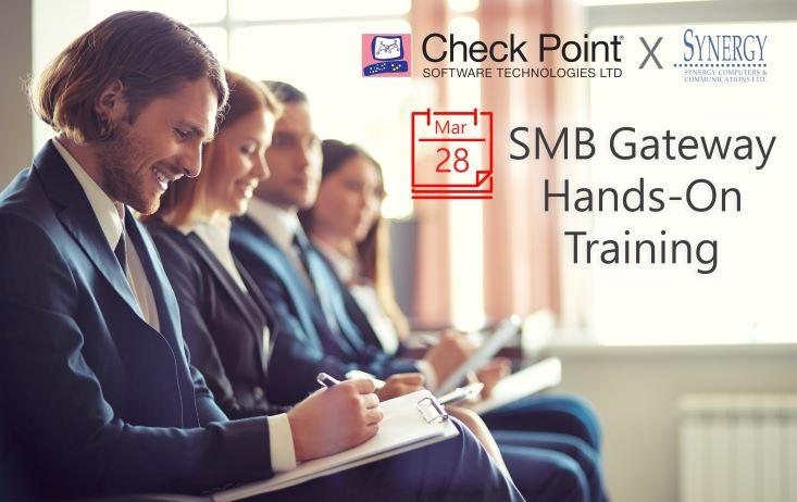 CP - SMB Gateway Hands- On Trainingv2-1
